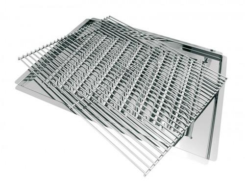 12550 Grillrost Set für Gastrobräter NEU